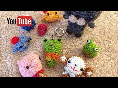 Amigurumi Como Hacer Un Pollito En Crochet Ave De Ganchillo Ganchillo Amigurumi Ganchillo Videos