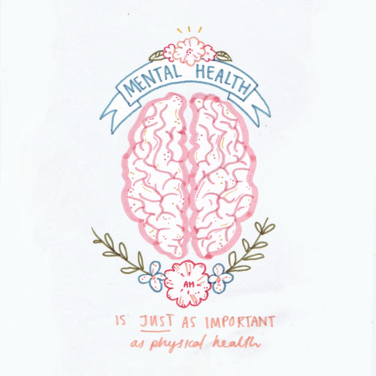 Diseases Physical Ailments: Mental Health Is Just As Important As Physical Health
