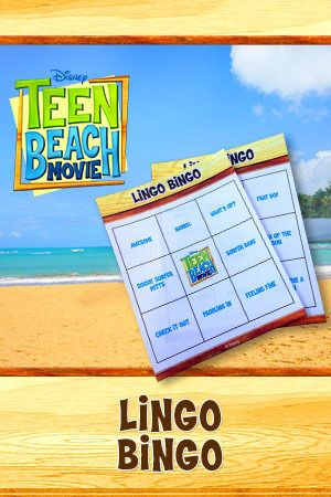 Teen Beach Movie - Party Kit | Disney Channel | party ideas