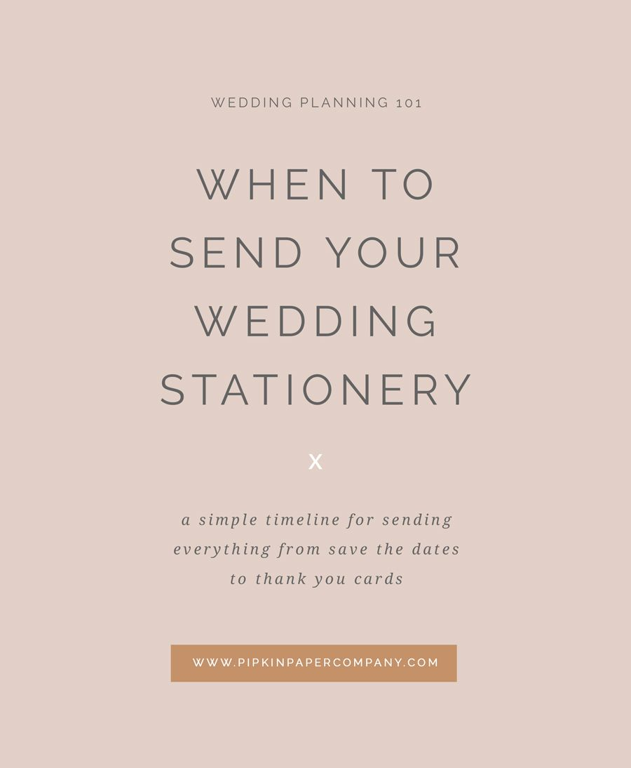 wedding stationery timeline when to send out wedding invitations