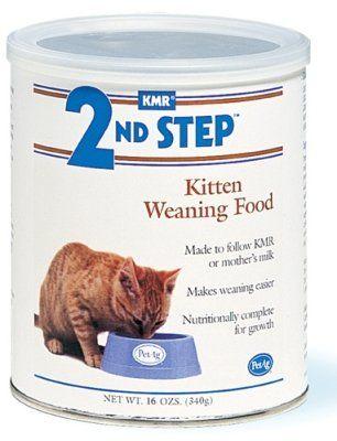 Brand New, PET AG KITTEN WEANING FORMULA (14 « Pet