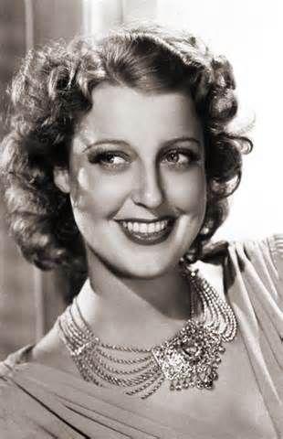 Jeanette McDonald....stunning smile!!
