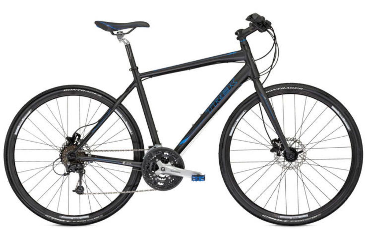 Trek 7 4 Fx Disc First Ride Review Trek Bikes Urban Bike Bicycle