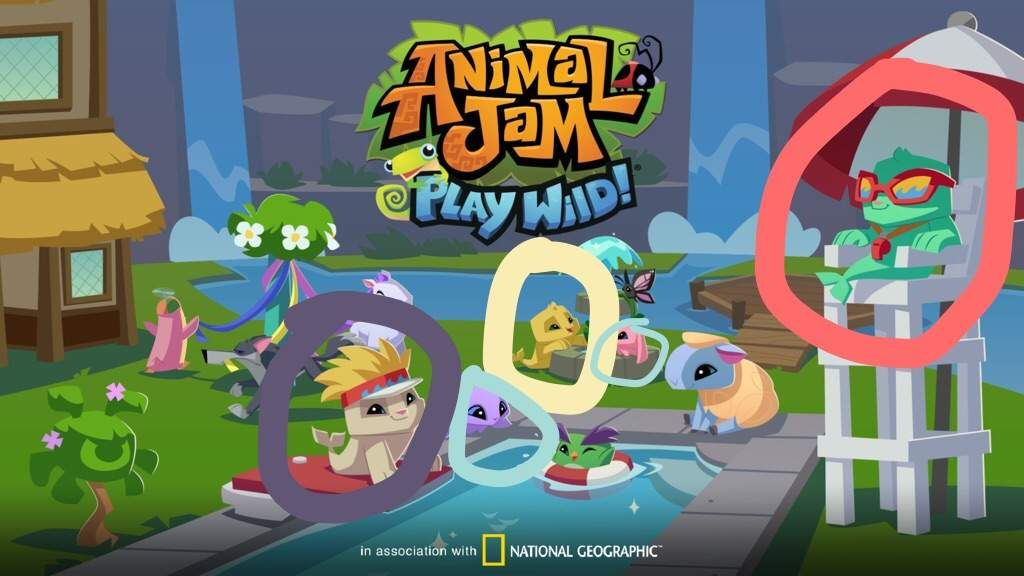Games Related To Animal Jam Play Wild | Games World