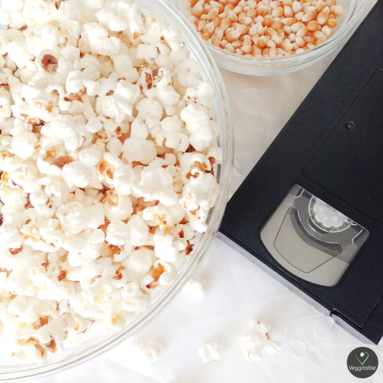 Pipocas Caseiras | Homemade Popcorn -- Visit Site for Recipe --