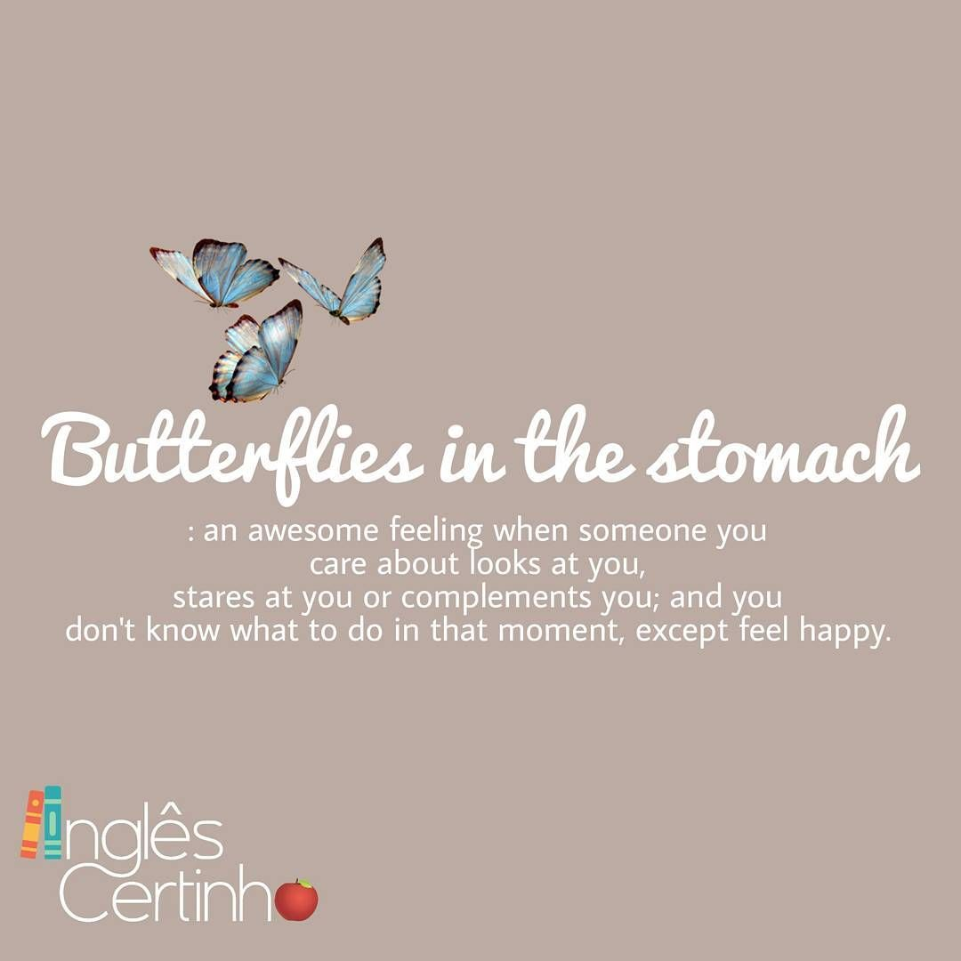 luthfiannisahay: Butterflies In Stomach Spiritual Meaning