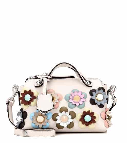 3010e6ba4b By The Way Mini embellished leather shoulder bag