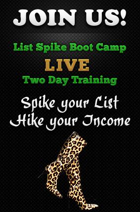 List Spike Boot Camp