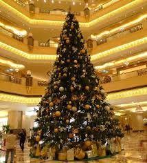 El árbol de navidad más caro del mundo en Emirates Palace (hotel de lujo) | Curiosidades, Dogguie.net www.dogguie.net