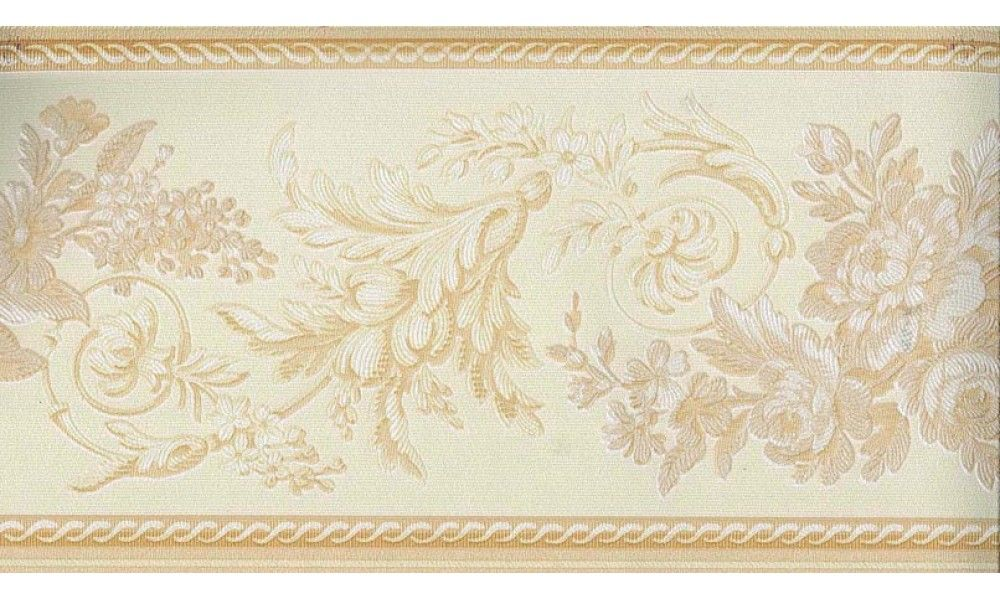 6 In X 15 Ft Prepasted Wallpaper Borders Faded Running Floral Wall Paper Border Floral Wallpaper Border Floral Wallpaper Wallpaper Border