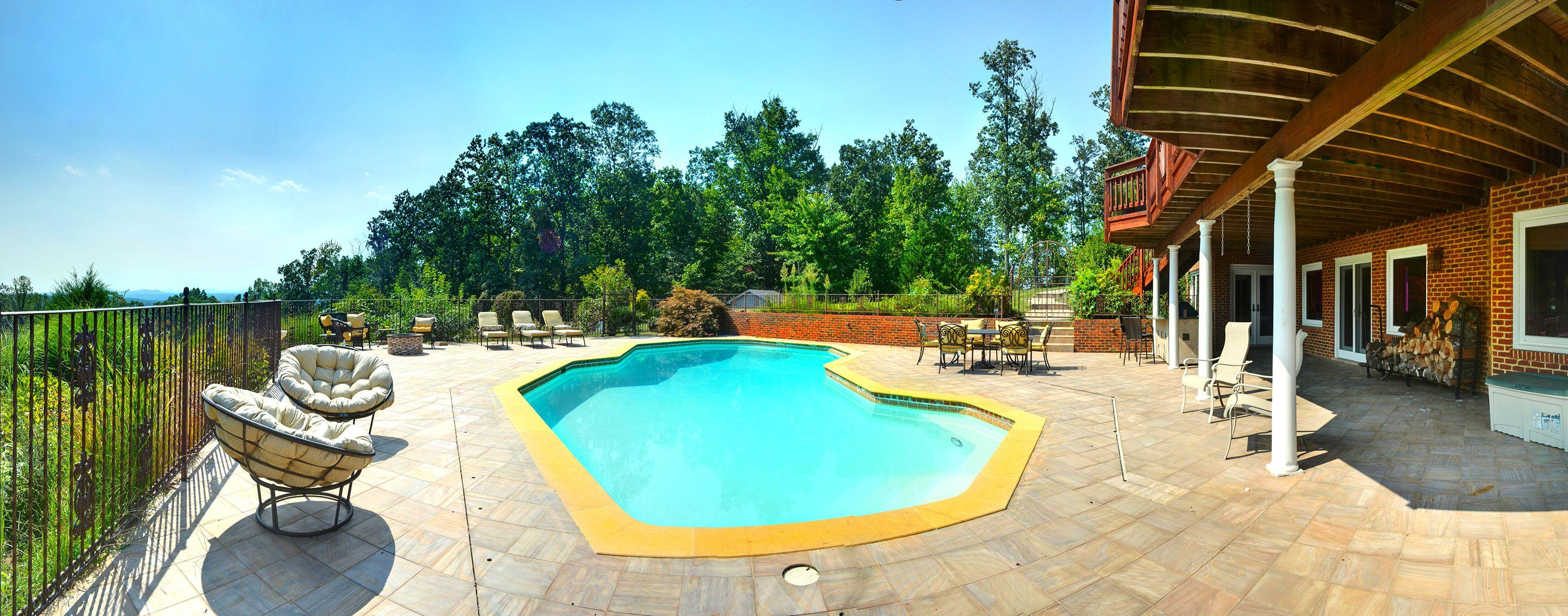Swimming Pool Swimming Pools Residences Pool
