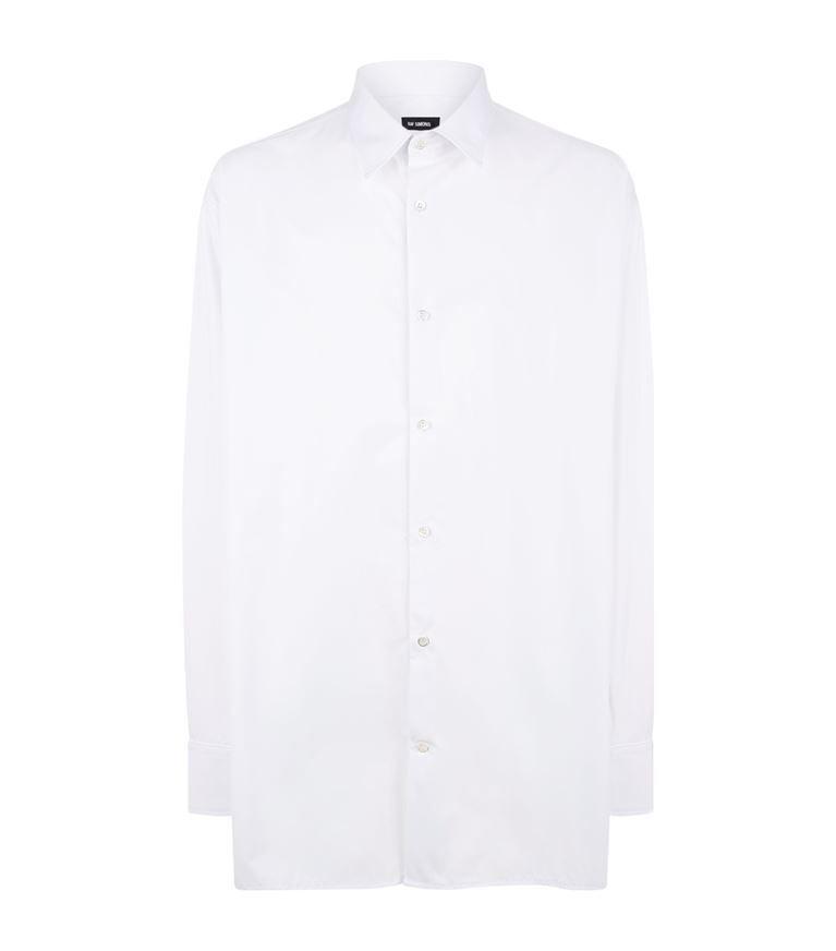 e232a9bb RAF SIMONS Oversized Long Sleeve Shirt. #rafsimons #cloth # | Raf ...