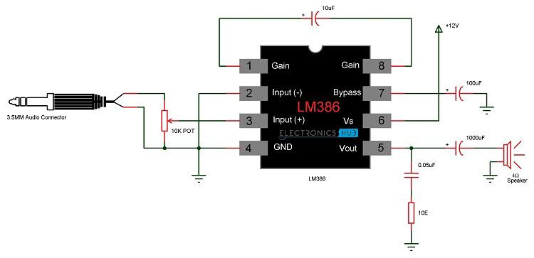 How To Build Simple Transistor Circuits Diagram Wiring
