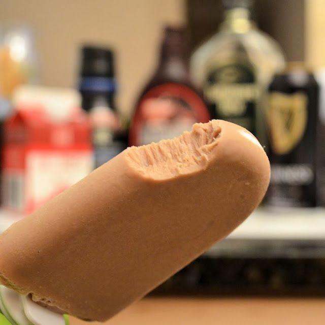 Irish Car Bomb... Popsicles! No Curdling