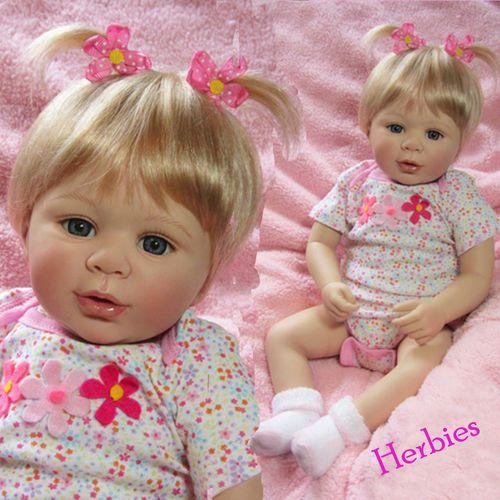 Lexie by Laura Tuzio Ross   Baby dolls, Baby items, Barbie