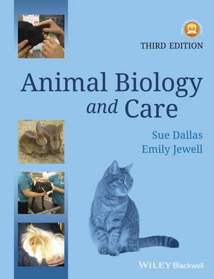 Animal Biology And Care 3rd Edition Is Specifically Designed For Students On Animal Care Animal Nursing Assistant And Veter Animal Books Animals Animal Study