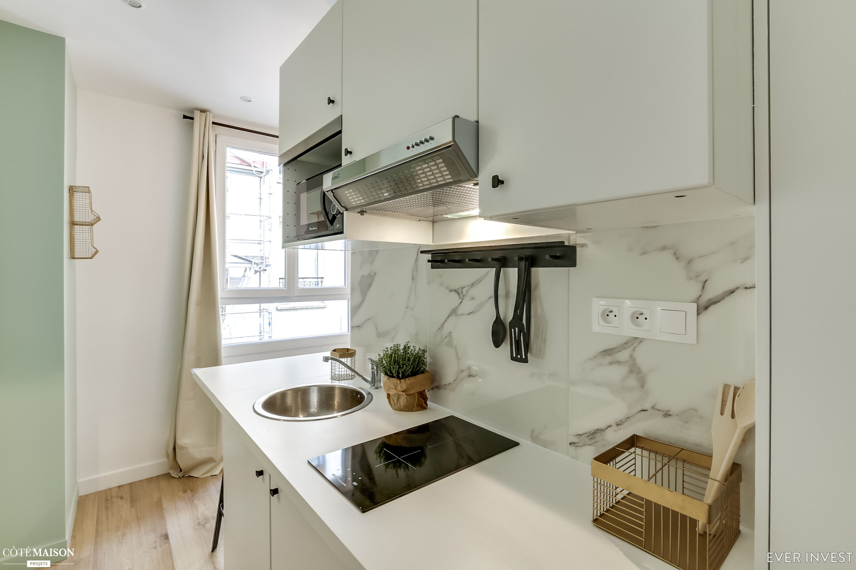 Investissement Locatif Minuscules Appartements Appartement Plan D Amenagement