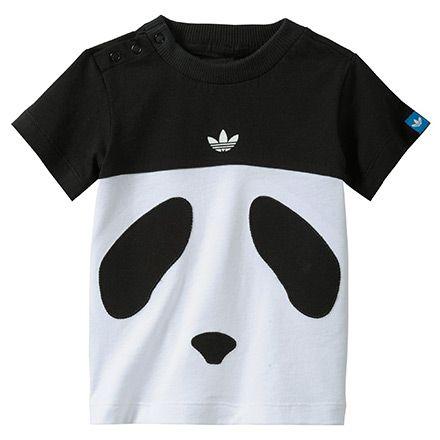 Babies Clothes Adidas Panda T Shirt