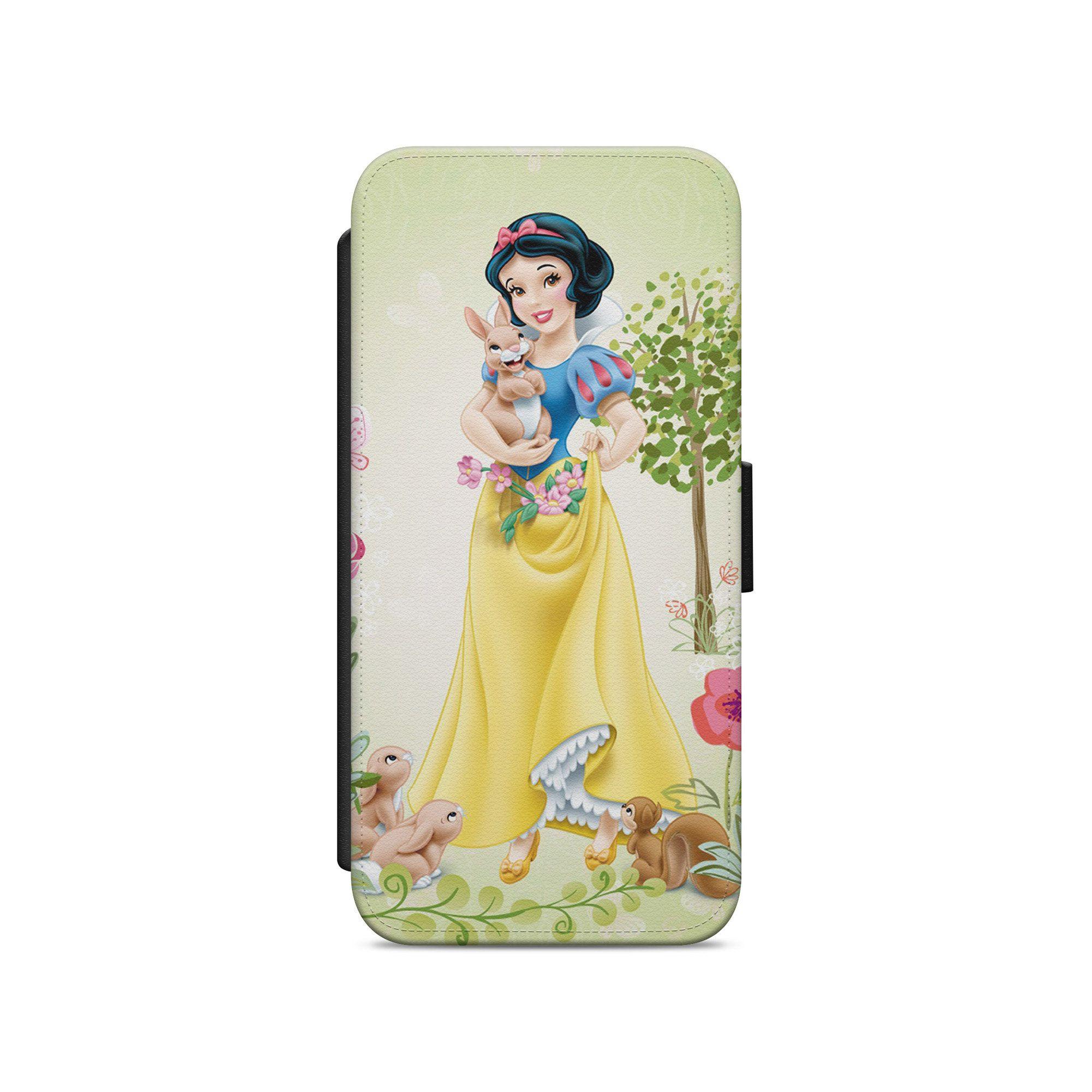 Disney Princess FLIP PHONE CASE COVER