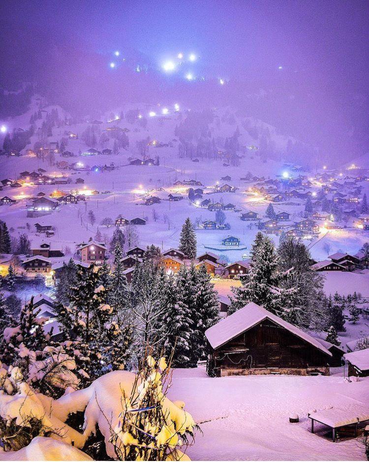 Instagram Grindelwald, Switzerland