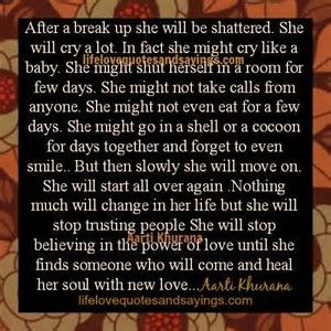 Image result for After a Break Up Quotes About Moving On | break up