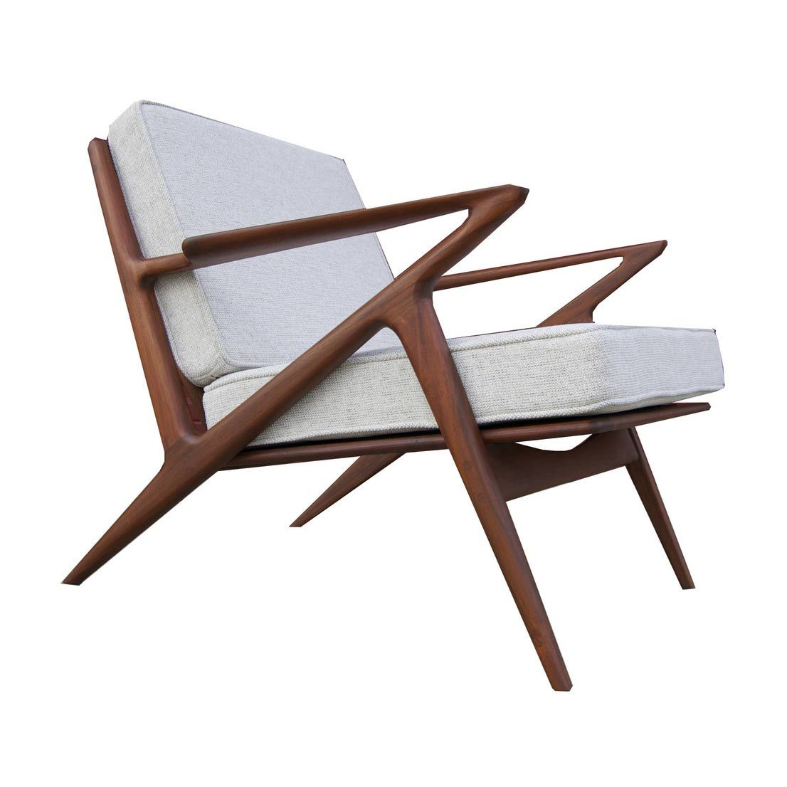 Timeless design meets high-quality craftsmanship in the Palm Springs Lounge  Chair. Reclaimed teak