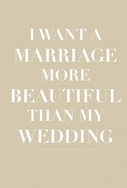 I Love That This Quote Reminded Me Of My 3 Day Planned Wedding Reception 2
