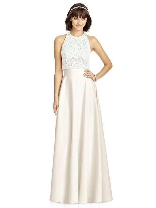 Dessy Bridesmaid Skirt S2975