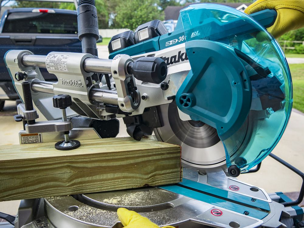How To Use A Miter Saw Training The Apprentice Miter Saw Woodworking Sliding Compound Miter Saw