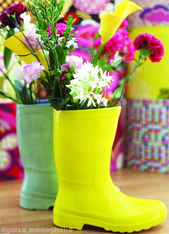 Pin De Yasmin Carvallo En Green World Of Gardening Floreros Decoración De Unas Pulseras Hechas A Mano