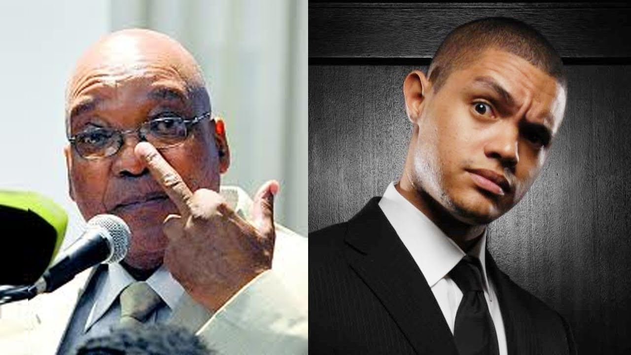Funny Memes About Zuma : Jacob zuma speech funny compilation with trevor noah 11 oct 2015
