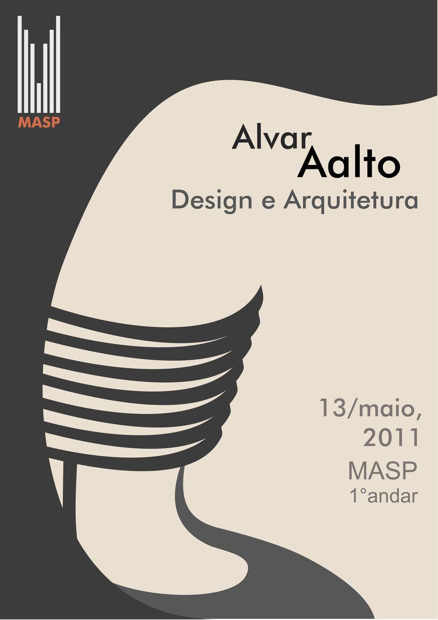 Alvar aalto poster 2 by lucyu alvar aalto muebles for Alvar aalto muebles