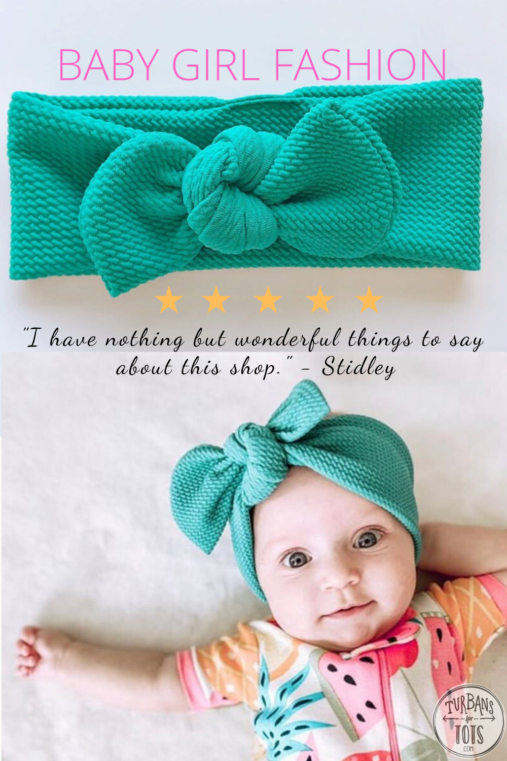 top knot headband Top knot turban baby headband baby shower gift baby turban baby girl headbands baby girl gifts
