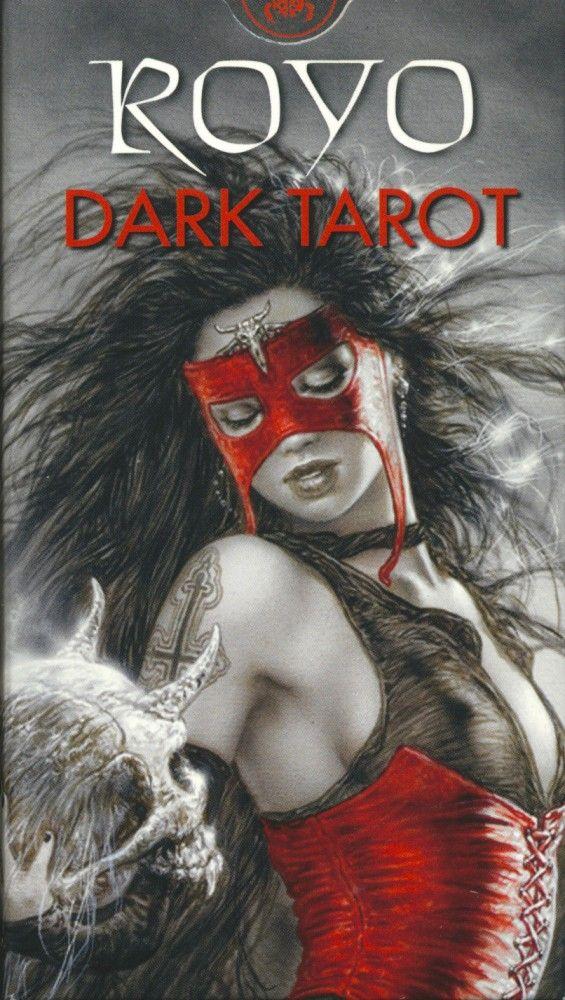 Royo Dark Tarot (Louis Royo)