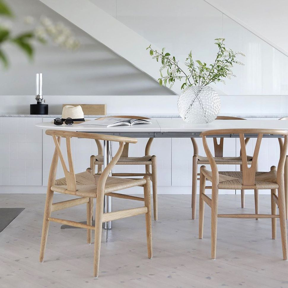 "32 More Stunning Scandinavian Dining Rooms: NATHAN LINDBERG Auf Instagram: ""Beautiful Scandinavian"
