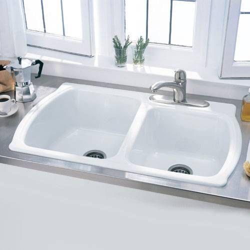 Download Wallpaper White Kitchen Sink Repair