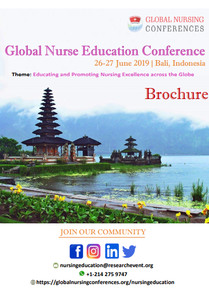Global Nurse Education Conference | International Conference 2019