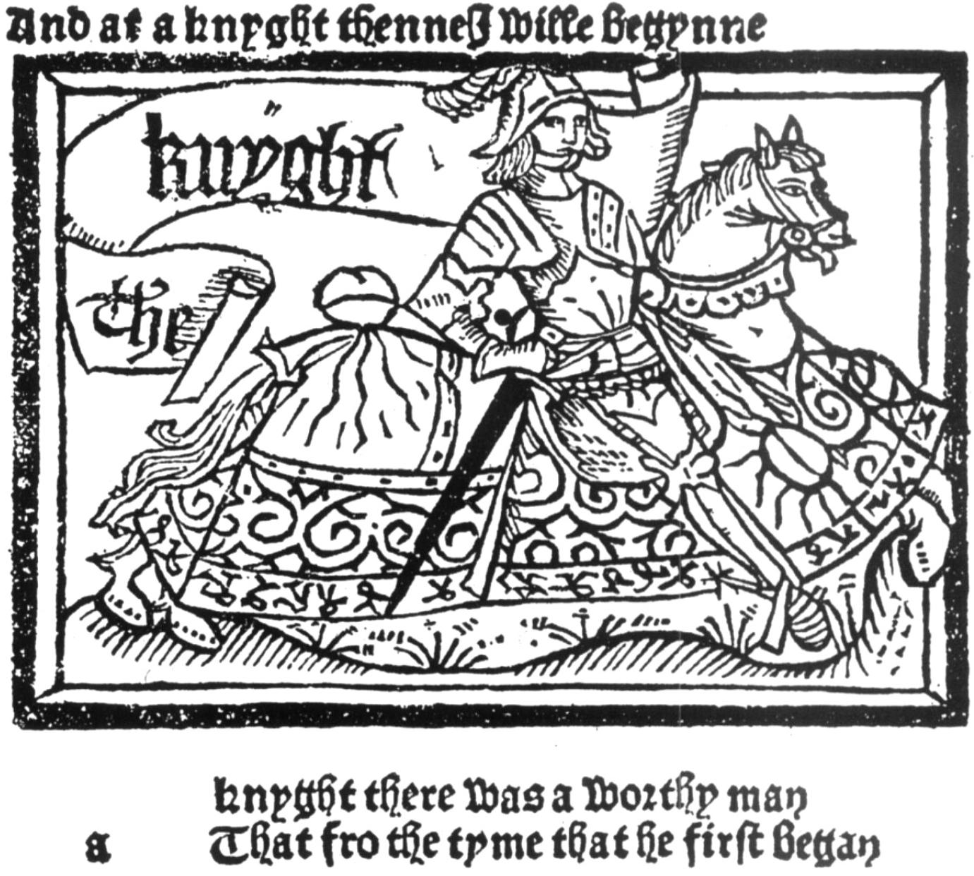canterbury tales prologue modern english