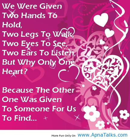 http://www.apnatalks.com/we-were-given-two-hand-cute-love-romantic ...
