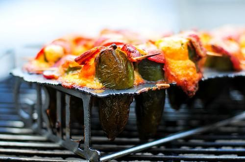 Simply Grilled Jalapeno http://deckmanbbq.com/recipes/sgj.php