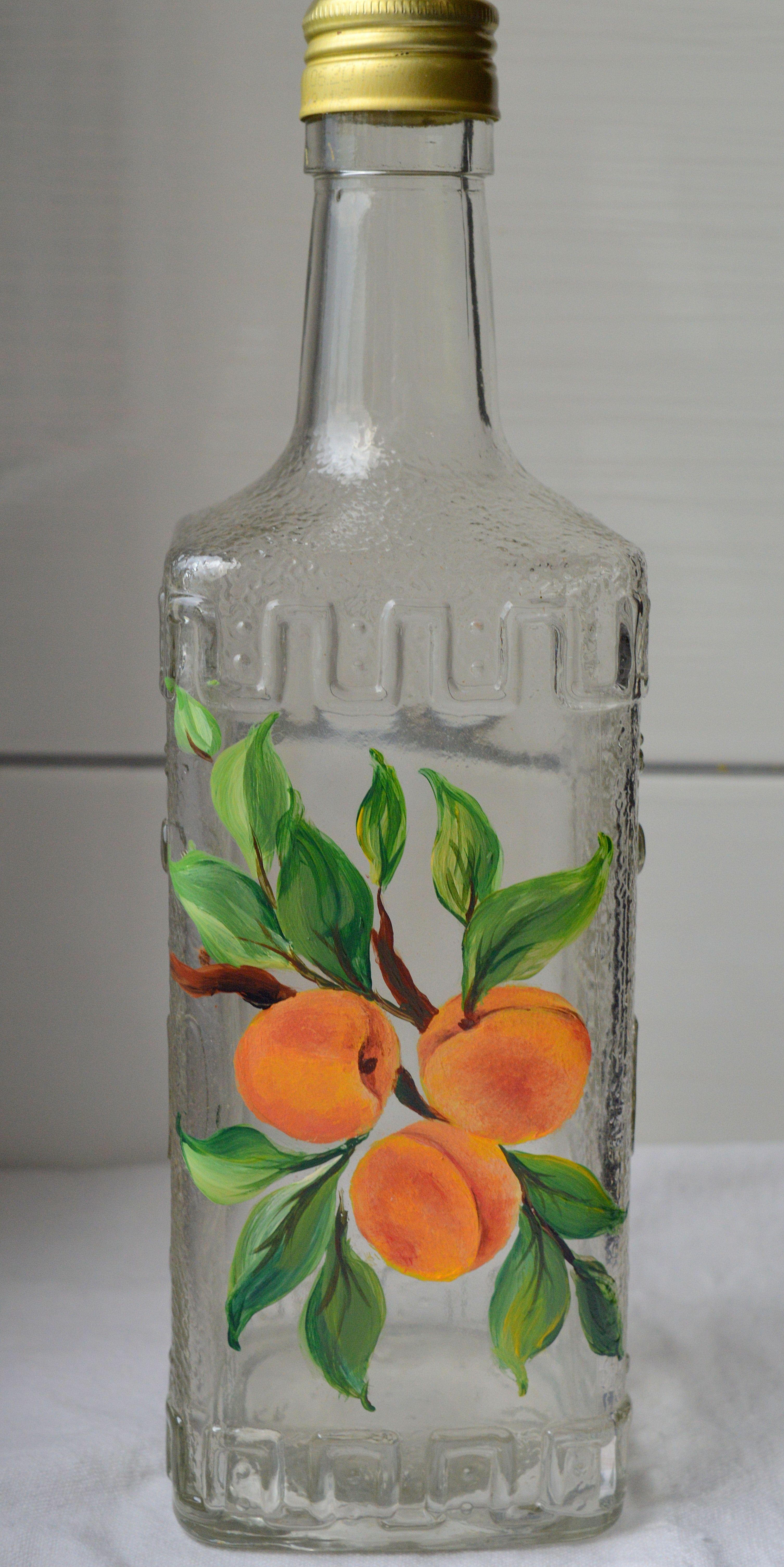 Acrylic Bottle Paint Designs The Future