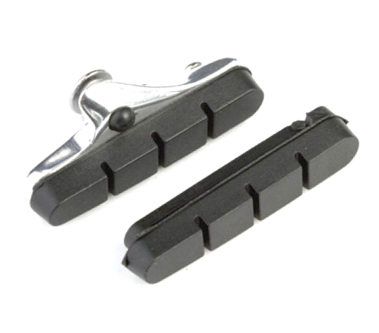 CP240-55mm Brake Shoe /& Cartridge Road Caliper Brake Holder Shimano Clarks