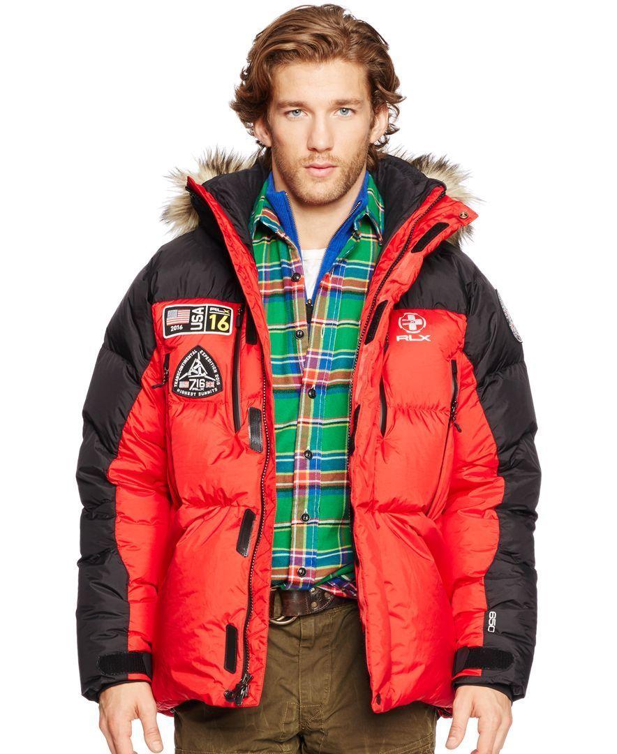 Pin by Ragu on POLO SPORT/RLX Rlx jacket, Preppy men