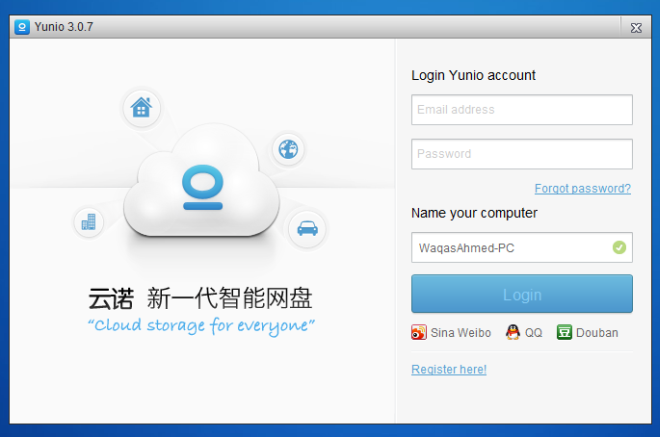 Yunio Is A Cross Platform Cloud Storage Sync Service With Up To 1tb Of Free Space