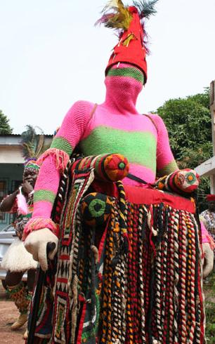 MASQUERADE IN NIGERIA PDF