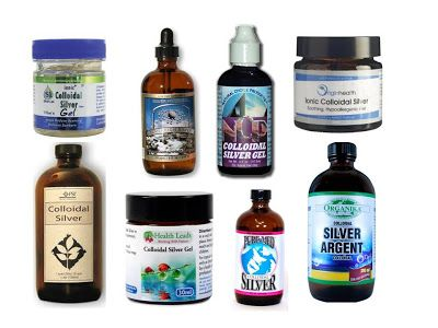 Colloidal Silver Diy Treatment For Dogs Ear Infections