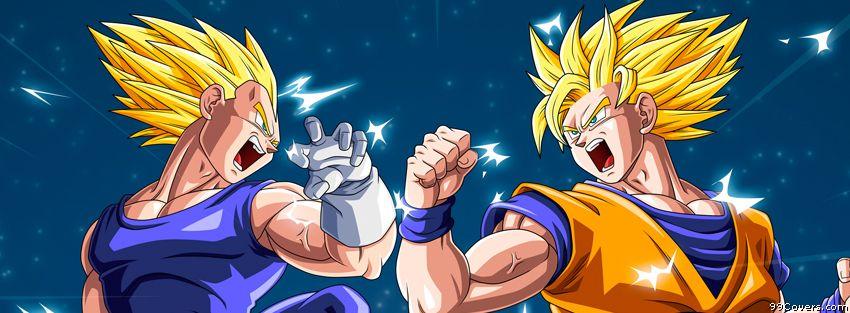 Dragon Ball Z Kai Facebook Covers Best Anime Shows Dbz Dragon