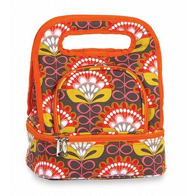 Picnic Plus by Spectrum Savoy 3-Can Lunch Bag
