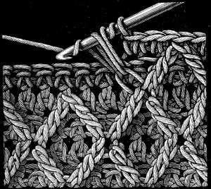 Crochet Work - Chapter IX