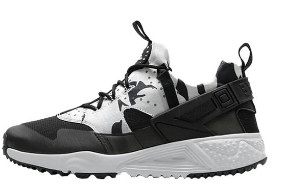 Coming soon. Nike Air Huarache Utility Black White.  http://ift.tt/1XgUsi9